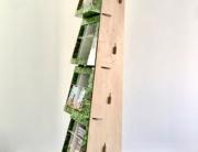 Дървен дисплей ИНО