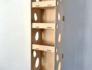 Дървен дисплей Н3